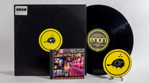 Enon - In This City all formats