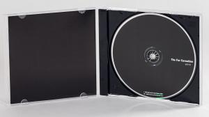 The For Carnation - self titled CD jewel case gatefold