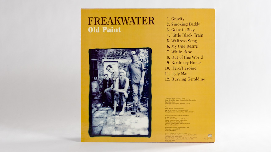 Freakwater – Old Paint
