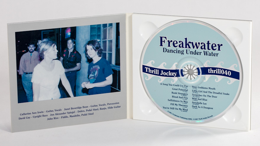 Freakwater – Dancing Under Water