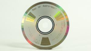 Man Or Astro-Man - EEVIAC CD face