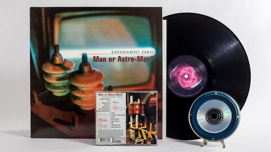 Man Or Astro-Man? – Experiment Zero