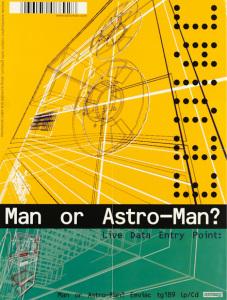 Man Or Astro-Man? - EEVIAC poster