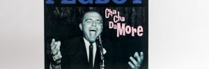 Pegboy - Cha Cha Damore LP jacket front cover