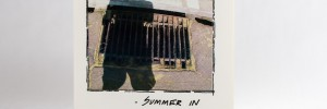 Pinback - Summer In Abaddon LP jacket front cover