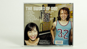 Quasi - Sword of God cd jewel case back
