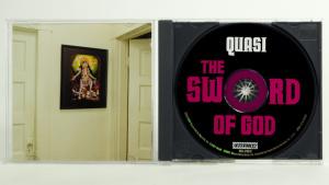 Quasi - Sword of God cd jewel case gatefold