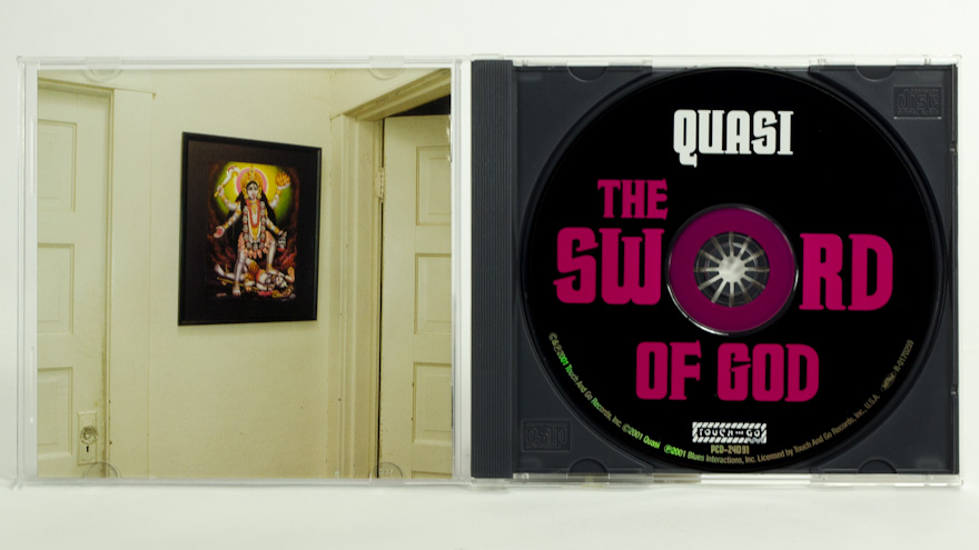 Quasi – The Sword Of God