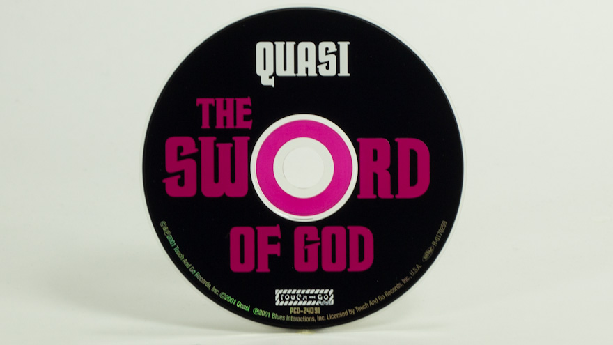 Quasi – The Sword Of God