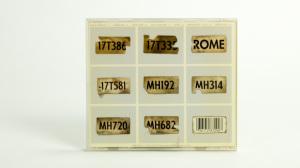 Rome - Rome cd jewel case back