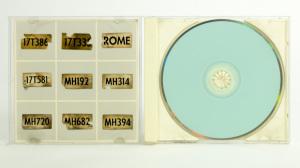 Rome - Rome cd jewel case gatefold