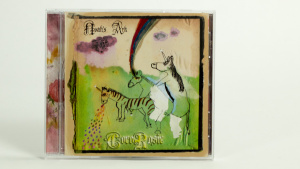 CocoRosie - Noah's Ark CD Jewel case front