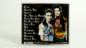 CocoRosie - Noah's Ark CD Jewel case back