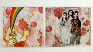 CocoRosie - Noah's Ark CD Jewel case gatefold