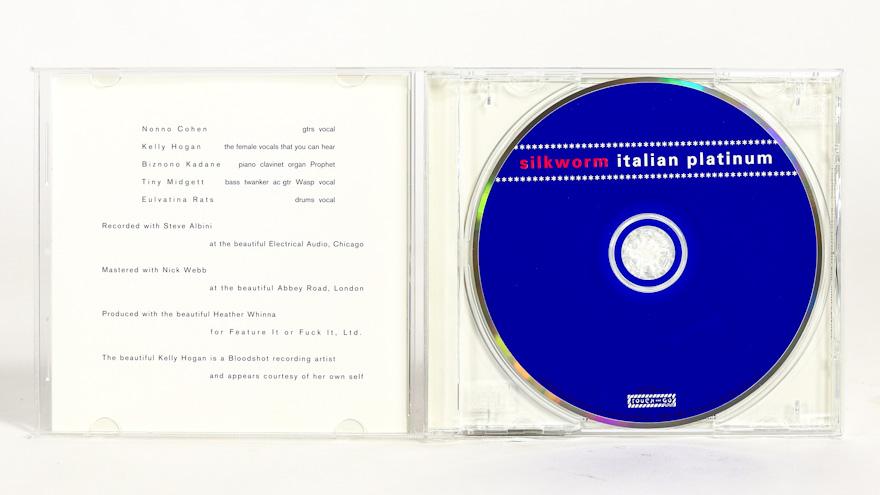 Silkworm – Italian Platinum