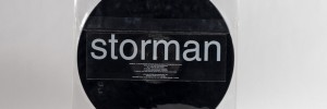 Storm And Stress - Under Thunder and Fluorescent Lights LP jacket front cover