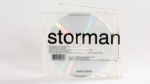 Storm And Stress - Under Thunder and Fluorescent Light CD jewel case back