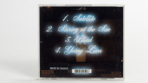 TV On The Radio - Young Liars CD jewel case back