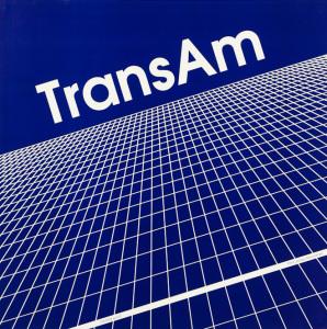 Trans Am - Trans Am poster