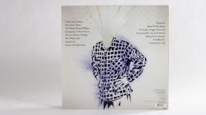 Calexico - Carried To Dust lp jacket back