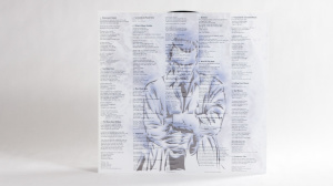 Calexico - Carried To Dust lp inner sleeve front