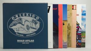 Calexico - Road Atlas box set