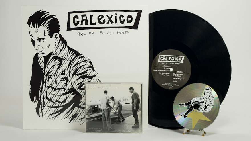 Calexico – '98-'99 Road Map