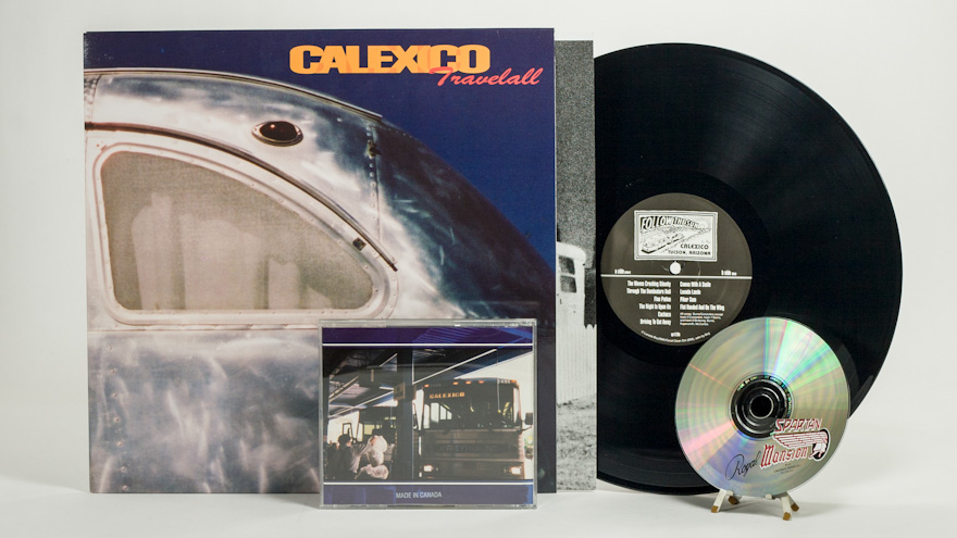 Calexico – Travelall