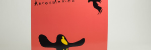 Calexico - Aerocalexico LP Jacket front