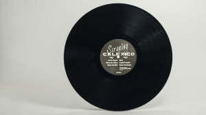 Calexico - Scraping lp disc side D