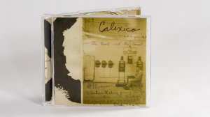 Calexico - The Book And The Canal cd jewel case front