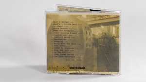 Calexico - The Book And The Canal cd jewel case back