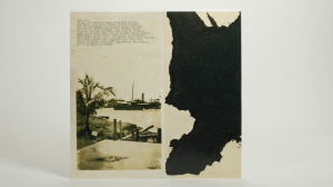 Calexico - The Book And The Canal lp inner sleeve side C