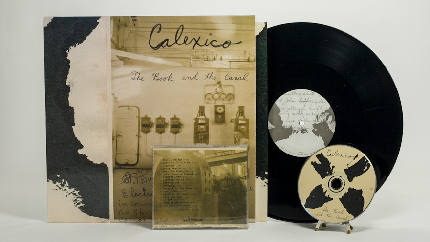 Calexico – The Book And The Canal