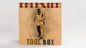 Calexico - Toolbox CD sleeve front