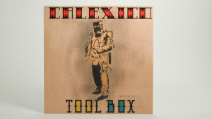 Calexico - Toolbox lp jacket front