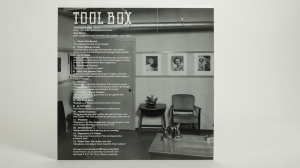 Calexico - Toolbox lp inner sleeve front