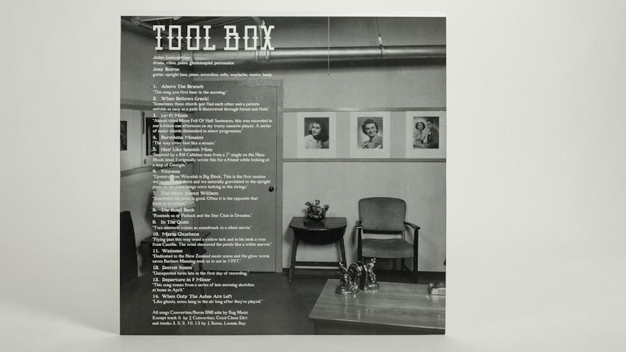Calexico – Toolbox