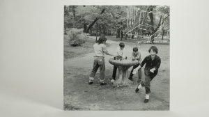 Calexico - Toolbox lp inner sleeve back