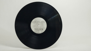 Calexico - Toolbox lp disc side A