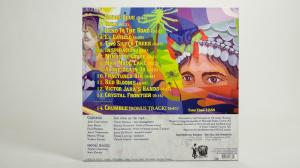 Calexico - Ancienne Belgique LP jacket back
