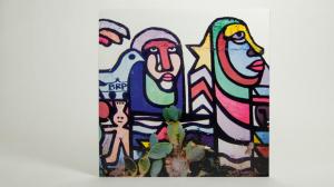 Calexico - Ancienne Belgique LP inner sleeve side D