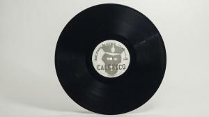 Calexico - Ancienne Belgique LP disc side C