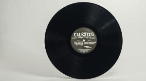 Calexico - Ancienne Belgique LP disc side D