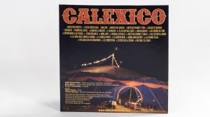 Calexico - Circo cd sleeve back