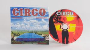 Calexico - Circo CD jacket and disc
