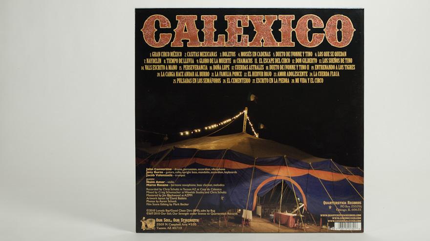 Calexico – Circo