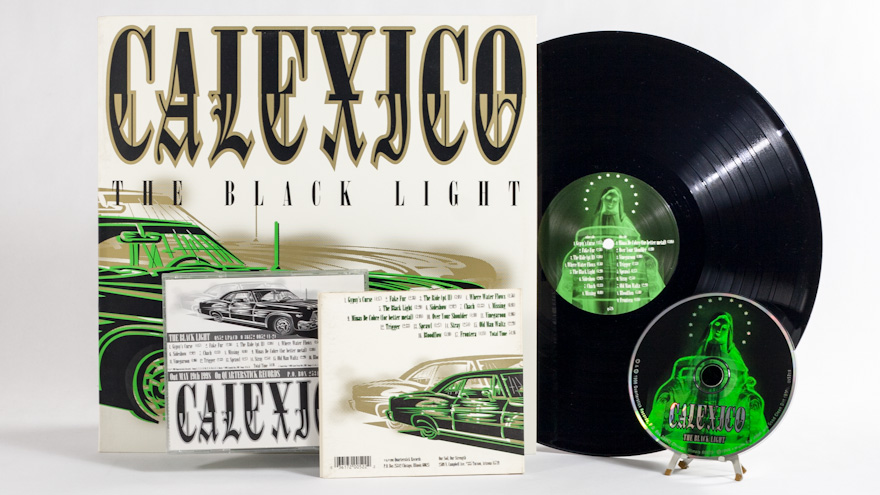 Calexico – The Black Light