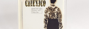 Calexico - Even My Sure Things Fall Though cd jewel case front