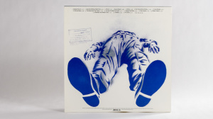 Calexico - Feast Of Wire LP jacket back